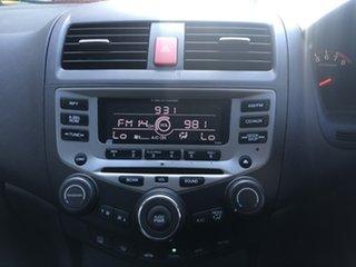 2005 Honda Accord Euro CL Red 6 Speed Manual Sedan