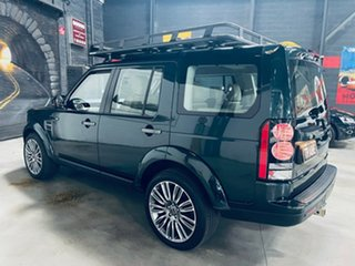 2015 Land Rover Discovery Series 4 L319 MY16 SDV6 SE Green 8 Speed Sports Automatic Wagon