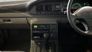 1995 Holden Commodore VR II Equipe White 4 Speed Automatic Wagon