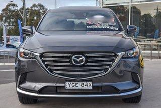 2016 Mazda CX-9 TC GT SKYACTIV-Drive i-ACTIV AWD Machine Grey 6 Speed Sports Automatic Wagon