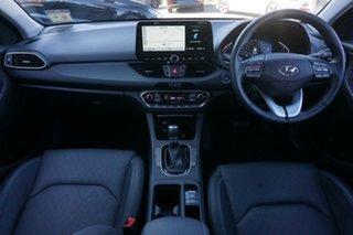 2021 Hyundai i30 PD.V4 MY21 Elite Intense Blue 6 Speed Sports Automatic Hatchback