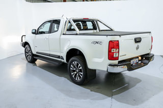 2018 Holden Colorado RG MY18 LTZ Pickup Space Cab White 6 Speed Sports Automatic Utility