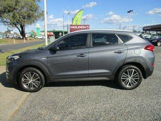 2015 Hyundai Tucson TLE Active 2WD Grey 6 Speed Sports Automatic Wagon.