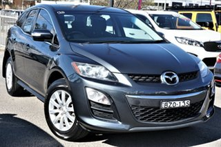 2011 Mazda CX-7 ER10L2 Classic Activematic Grey 5 Speed Sports Automatic Wagon.