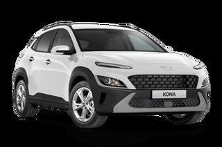 2020 Hyundai Kona Atlas White Automatic SUV