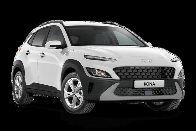 Demo Hyundai Kona Rutherford, 2020 Hyundai Kona Atlas White Automatic SUV