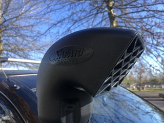 2013 Mitsubishi Triton MN MY14 GLX Double Cab Black 4 Speed Sports Automatic Utility.
