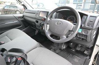 2015 Toyota HiAce KDH201R White 4 Speed Automatic Van