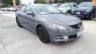 2008 Mazda 6 GH1051 Classic Grey 5 Speed Sports Automatic Sedan.