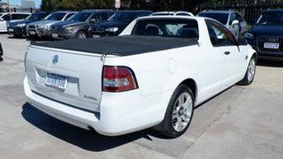 2008 Holden Ute VE Omega White 4 Speed Automatic Utility
