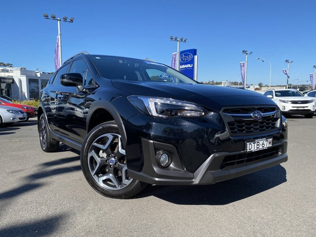 Used Subaru XV G5X MY18 2.0i-S Lineartronic AWD Brookvale, 2018 Subaru XV G5X MY18 2.0i-S Lineartronic AWD Black 7 Speed Constant Variable Wagon