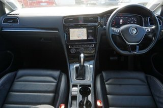 2017 Volkswagen Golf 7.5 MY17 110TSI DSG Highline Silver 7 Speed Sports Automatic Dual Clutch Wagon