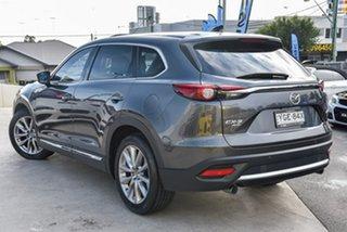 2016 Mazda CX-9 TC GT SKYACTIV-Drive i-ACTIV AWD Machine Grey 6 Speed Sports Automatic Wagon.