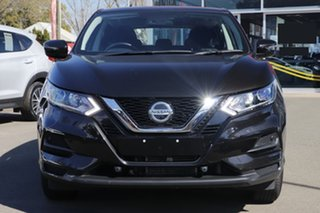 2019 Nissan Qashqai J11 Series 3 MY20 ST X-tronic Black 1 Speed Constant Variable Wagon.