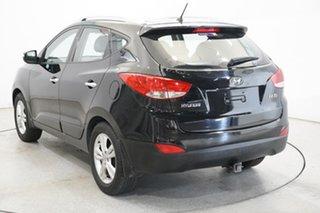2010 Hyundai ix35 LM Elite AWD Black 6 Speed Sports Automatic Wagon.