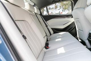 2021 Mazda 6 GL1033 Atenza SKYACTIV-Drive Blue Reflex 6 Speed Sports Automatic Sedan