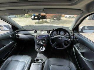 2004 Mitsubishi Outlander ZF VR-X White 4 Speed Sports Automatic Wagon.