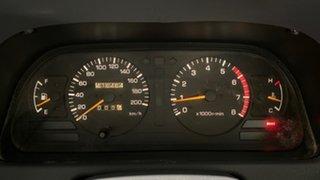 1999 Toyota Landcruiser Prado VZJ95R RV6 White 5 Speed Manual Wagon