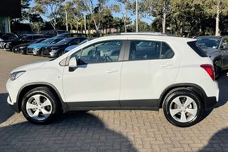 2019 Holden Trax TJ MY20 LS White 6 Speed Automatic Wagon