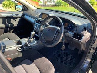 2010 Ford Falcon FG G6 Grey 5 Speed Automatic Sedan