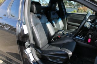 2009 Holden Commodore VE MY10 SS Black 6 Speed Automatic Utility
