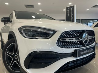 2020 Mercedes-Benz GLA-Class H247 801MY GLA200 DCT White 7 Speed Sports Automatic Dual Clutch Wagon.
