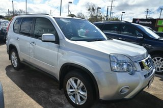 2011 Nissan X-Trail T31 MY11 ST-L (FWD) Silver Continuous Variable Wagon