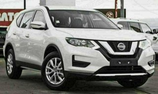 2021 Nissan X-Trail T32 MY21 ST (4WD) Ivory Pearl Continuous Variable Wagon