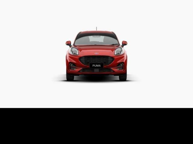 New Ford Puma JK 2021.25MY ST-Line Kingswood, 2021 Ford Puma JK 2021.25MY ST-Line Fantastic Red 7 Speed Sports Automatic Dual Clutch Wagon