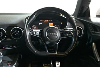 2014 Audi TT 8J MY14 S Tronic Quattro White 6 Speed Sports Automatic Dual Clutch Coupe
