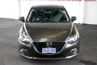 2014 Mazda 3 BM SP25 GT 6 Speed Manual Sedan.