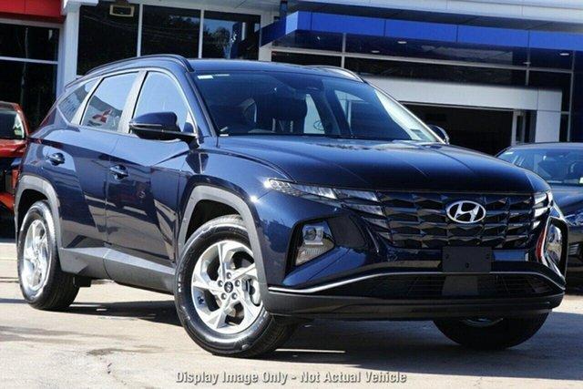 New Hyundai Tucson NX4.V1 MY22 2WD Castle Hill, 2021 Hyundai Tucson NX4.V1 MY22 2WD Deep Sea 6 Speed Automatic Wagon