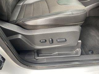 2014 Ford Kuga TF Trend PwrShift AWD Silver 6 Speed Sports Automatic Dual Clutch Wagon