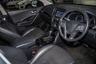 2015 Hyundai Santa Fe DM2 MY15 Highlander Black 6 Speed Sports Automatic Wagon.