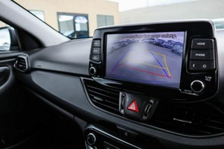2018 Hyundai i30 PD MY18 Go D-CT Grey 7 Speed Sports Automatic Dual Clutch Hatchback.