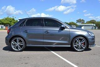 2015 Audi S1 8X MY16 Sportback Quattro Grey 6 Speed Manual Hatchback.