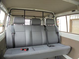 1996 Toyota Landcruiser HZJ75RV RV White 5 Speed Manual Hardtop