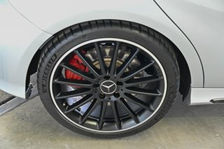 2014 Mercedes-Benz A-Class W176 A45 AMG SPEEDSHIFT DCT 4MATIC Silver 7 Speed