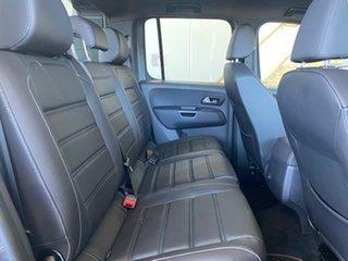 2021 Volkswagen Amarok 2H MY21 TDI580 4MOTION Perm Aventura Indium Grey 8 Speed Automatic Utility