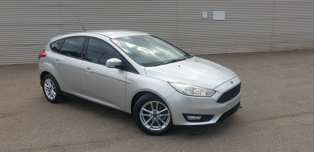 Used Ford Focus LZ Trend Elizabeth, 2016 Ford Focus LZ Trend Silver 6 Speed Automatic Hatchback