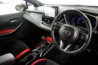 2018 Toyota Corolla Mzea12R ZR Volcanic Red 10 Speed Constant Variable Hatchback
