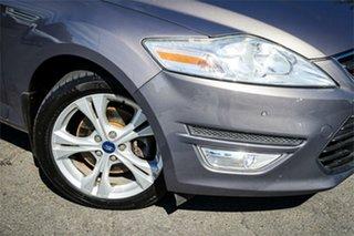 2012 Ford Mondeo MC Zetec PwrShift TDCi Grey 6 Speed Sports Automatic Dual Clutch Hatchback.
