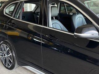 2019 BMW X1 F48 sDrive18d Steptronic Black 8 Speed Sports Automatic Wagon