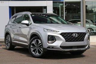 2019 Hyundai Santa Fe TM.2 MY20 Highlander Silver 8 Speed Sports Automatic Wagon.