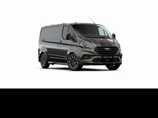 2021 Ford Transit Custom VN 2021.25MY 320S (Low Roof) Sport Magnetic 6 Speed Automatic Van