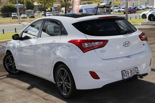 2016 Hyundai i30 GD5 Series II MY17 SR Premium White 6 Speed Sports Automatic Hatchback.