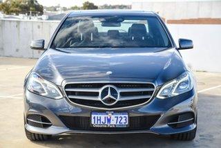 2013 Mercedes-Benz E-Class W212 MY13 E250 7G-Tronic + Grey 7 Speed Sports Automatic Sedan