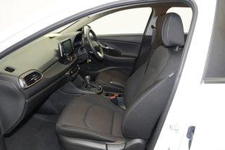 2018 Hyundai i30 PD2 MY18 Active Polar White 6 Speed Sports Automatic Hatchback