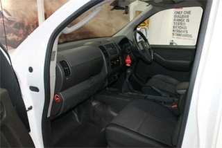 2012 Nissan Navara D40 S7 RX 6 Speed Manual Cab Chassis