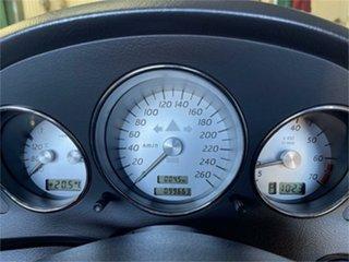 2002 Mercedes-Benz CLK200 Komp Avantgarde Silver 5 Speed 5 SP AUTOMATIC Cabriolet